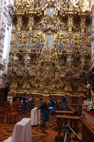 Taxco - 14 Templo de Santa Prisca