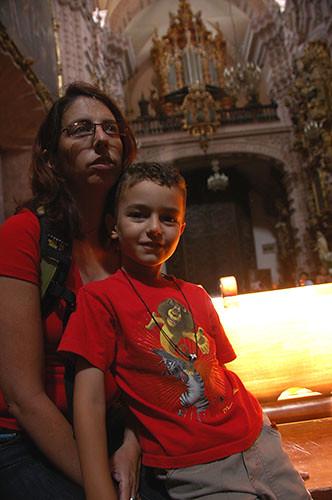 Taxco - 13 Templo de Santa Prisca