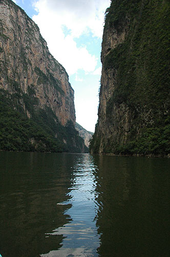 Sumidero Canyon - 12 Narrower