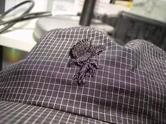 Instant Winner Military Cap Detail
