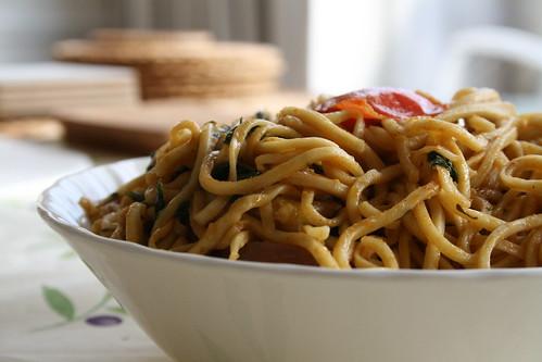 Malaysian Stir-Fry Noodles - 2