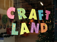 Craftland (by Brian Sawyer)