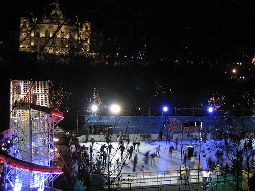 Edinburgh's ice rink