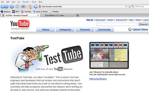 YouTube_TestTubeHome