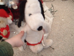 Oglethorpe Mall Snoopy (80's? 90's?)