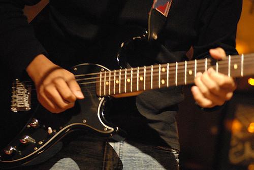Rene's Line6 Guitar