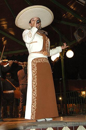 Guadaljara - 19 - Mariachi Singer