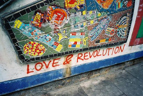 Love and Revolution