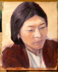 Sayaka - WIP 4