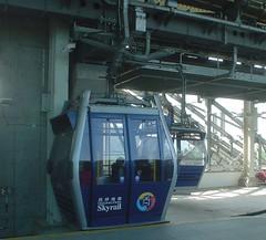 13.昂坪360的纜車