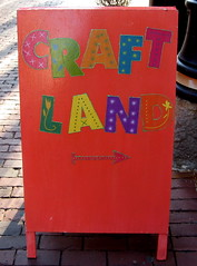Craftland This Way (by Brian Sawyer)