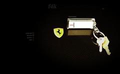 Ferrari 4000 GDM login screen