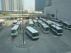 10.大嶼山巴士在東涌的總站