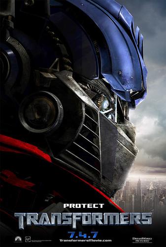Optimus Prime (Side Shot)