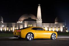 Transformers (Bumblebee) - Chevrolet Camaro