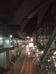 59.BTS Sala Daeng站及街景