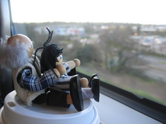 Jimmy and Grandad take a trip to London