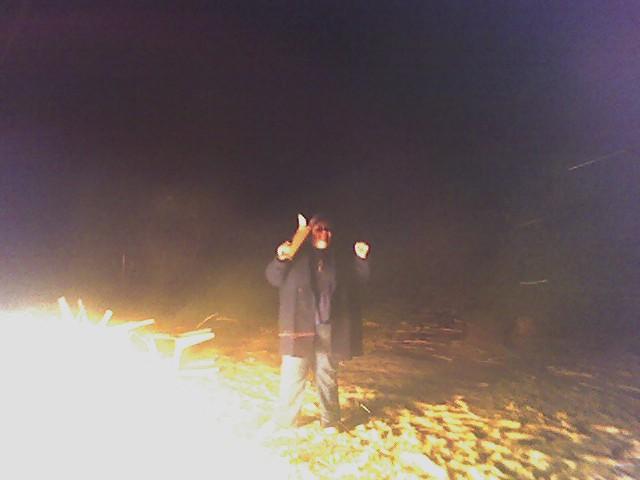 ''bonfire'' 5