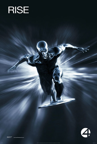 Fantastic Four 2 - Silver Surfer Poster