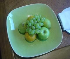 27.酒店的迎賓水果