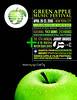 Green Apple Music Festival Online Flier