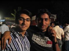 Shaddu & myself