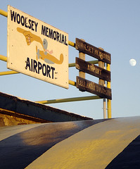 Woolsey Airport