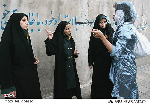 Iranian veil (1)