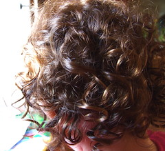 137/365: The Curls! (by sarahmichelef)