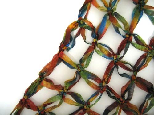 Solomons Knot Stitch (photo credit to Joyful Abode on Flickr)