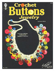 Crochet Buttons Jewelry