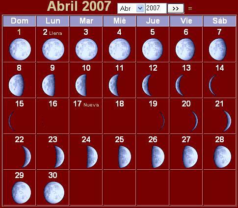 calendariolunar