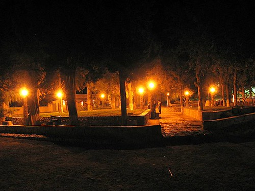 Plaza de Purmamarca