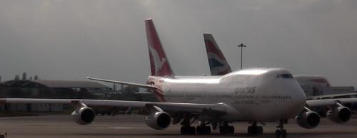 Qantas 747-400