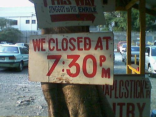 30PM (Huh?!) - Guadix Rd., Ortigas
