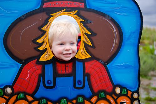 Scarecrow Alex