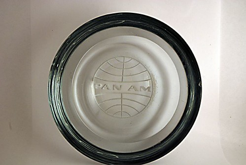 PAN AM Glass