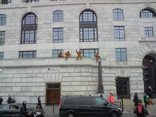 Greenpeace Protest @ Unilever London