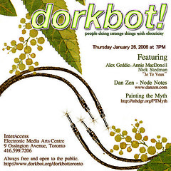 Dorkbot talk on Nodism