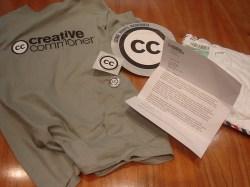 Creative Commons Gear