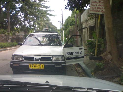 Taxi (Honest Sweat)