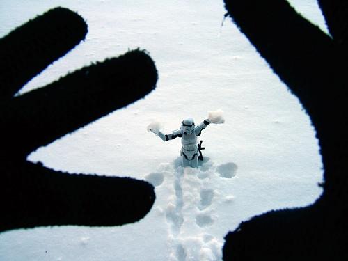Snowball Fight I