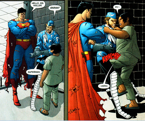Superman Secret Files and Origins 2004 boomer-nad