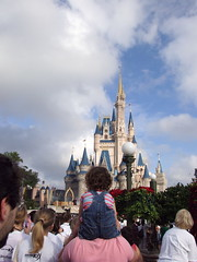 360/365:  IT'S CINDERELLA'S CASTLE!!!!!!!!!! (by sarahmichelef)