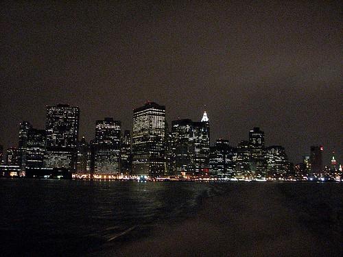La noche y New York