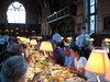 TED Global dinner at Keble