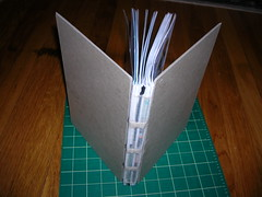 Book Block with Cover Boards