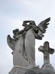 Pics from Cemeteries 16 at end of Canal in New Orleans