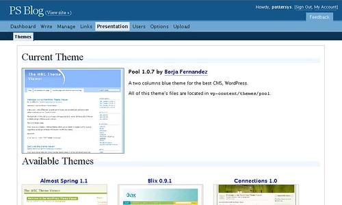 Themes [wordpress.com]