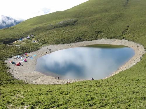 【登山】高山湖泊嘉明湖(完全登山)-2006年4月28日(五)~5月1日(一)